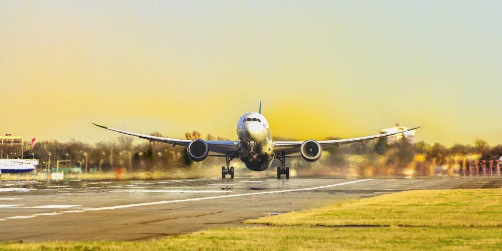 lietadlo cestovanie cestovateľský blog